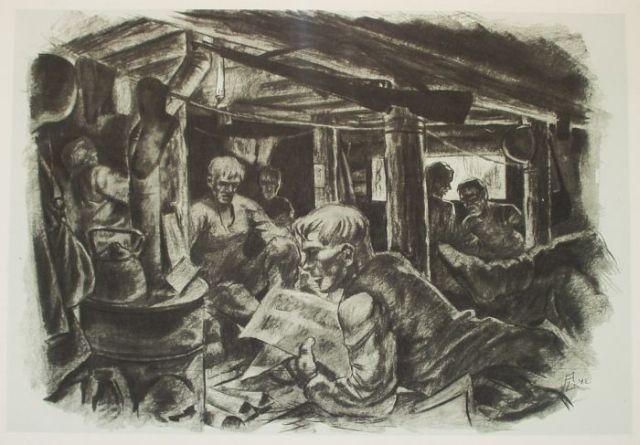 Pencil War Drawings (44 pics)