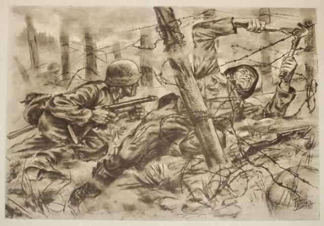 Pencil War Drawings 44 Pics Izismile Com