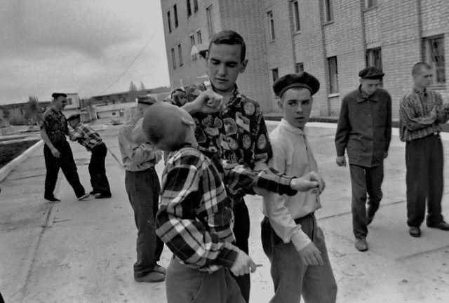 Russian Juvenile Prison Inmates (19 pics)