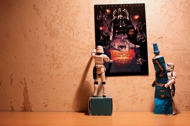 Stormtroopers' Adventures (74 pics)