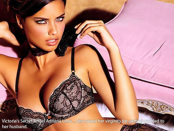When Did Stars Lose Their Virginity? (24 pics)