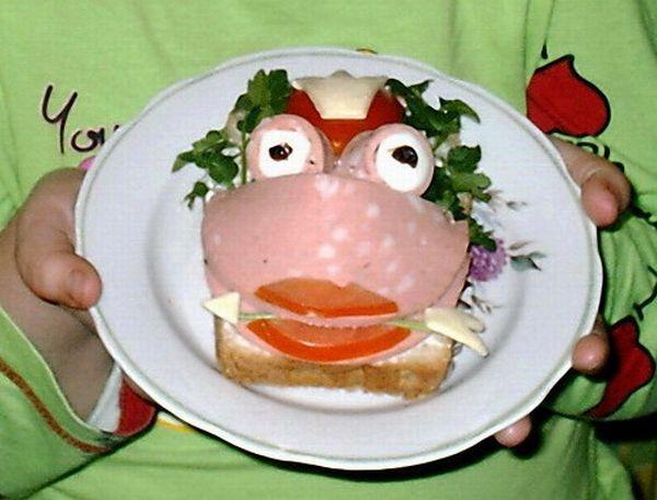 Funny Russian Sandwiches (6 pics)