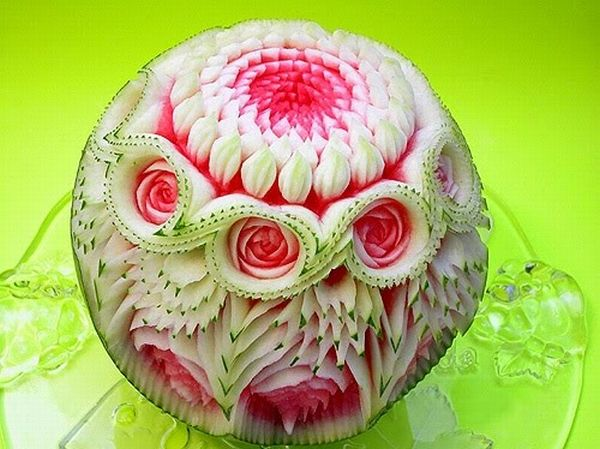 Fruit and vegetable art pics izismile