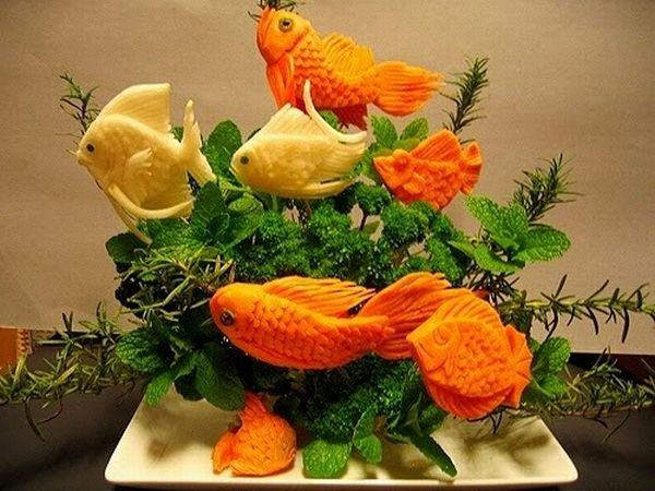 Fruit and vegetable art pics picture izismile