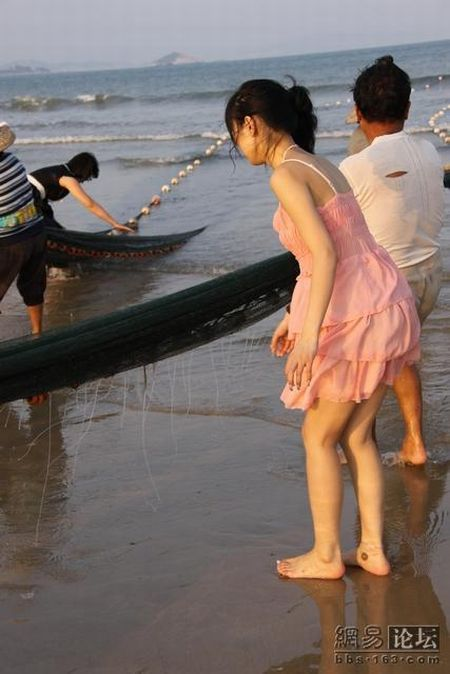A real Big Fishing Net With… (26 pics)