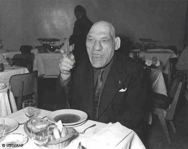 Maurice Tillet Became a Model for Shrek Character (14 pics)