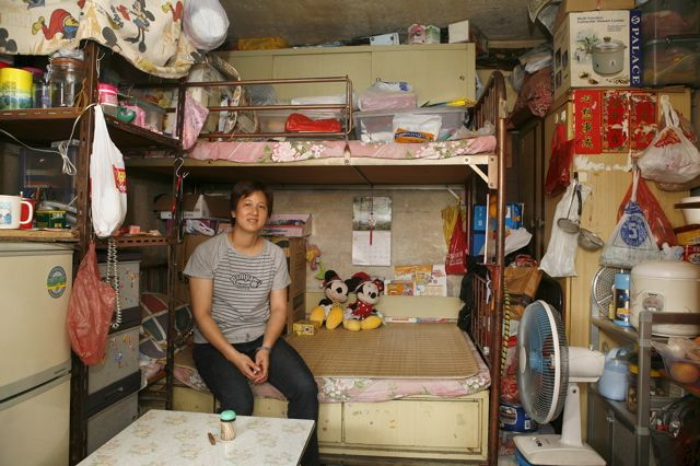 Living on 100 sq feet For Years (100 pics)
