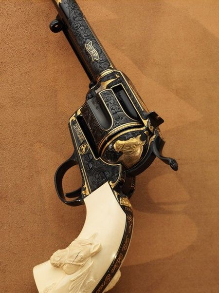 Collector weapons (77 pics)