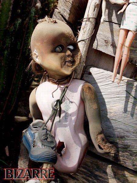 Doll's Island in Mexico City (15 pics)
