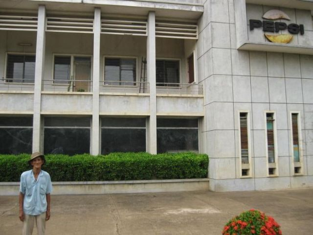 Battambang's Abandoned Pepsi Cola Factory (11 pics)