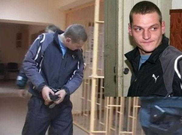 Stupid Lithuanian guy Threw a Dog Over a Bridge but Got Arrested! (10 pics + 1 video)