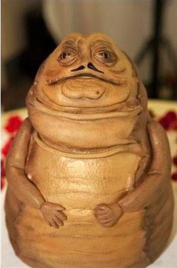 Cool Star Wars Cakes (23 pics)