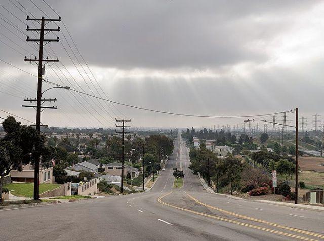 Empty Los Angeles (25 pics)