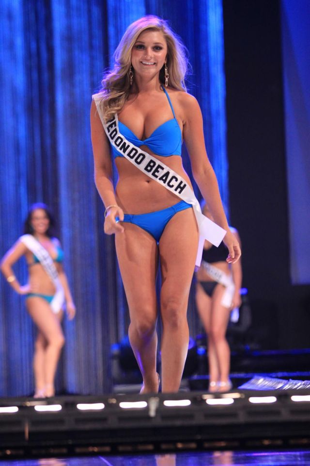 miss california contest 09 Minister quits over accessing adult websites