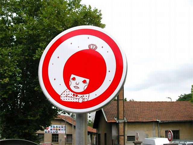 Funny Traffic Signs (24 pics)
