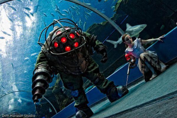 Incredible Bioshock Cosplay (16 pics)