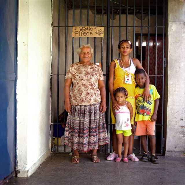 Women in Brazilian Prisons (21 pics + text)