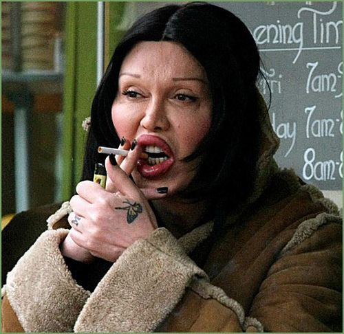 Incredible Transformation of Pete Burns (11 pics)