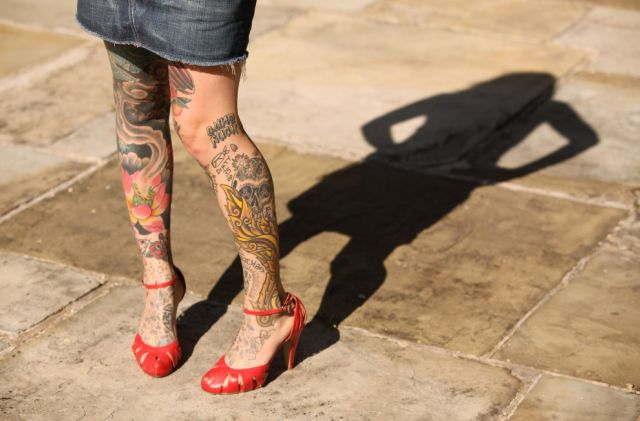 The World of Tattoos (20 pics)