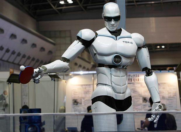 Tokyo International Robot Exhibition (17 pics)