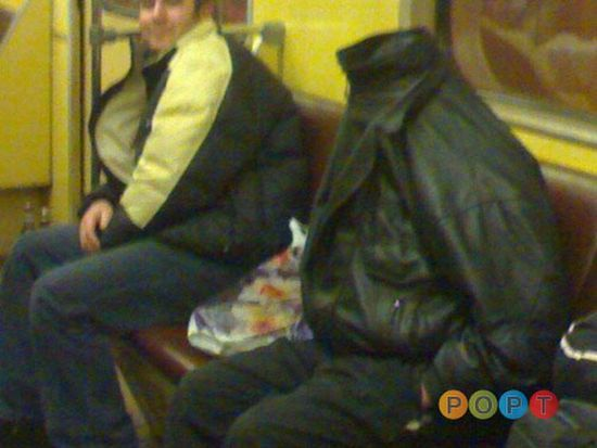 What You Can see in the Subway! (93 pics)