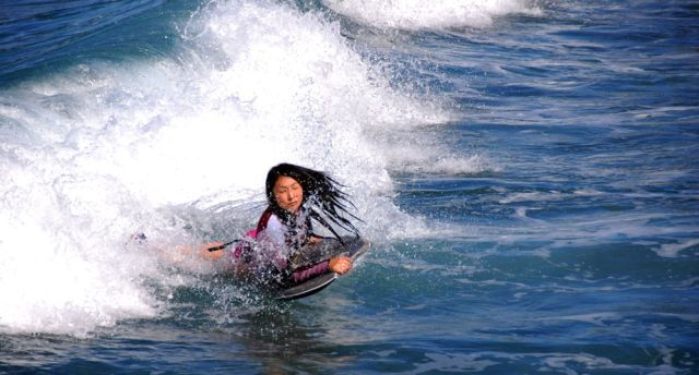 Gliding on the Waves (34 pics)