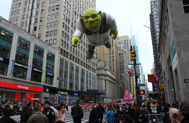 Thanksgiving Day Parade (16 pics)
