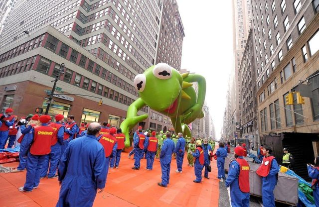Thanksgiving Day Parade (16 pics)