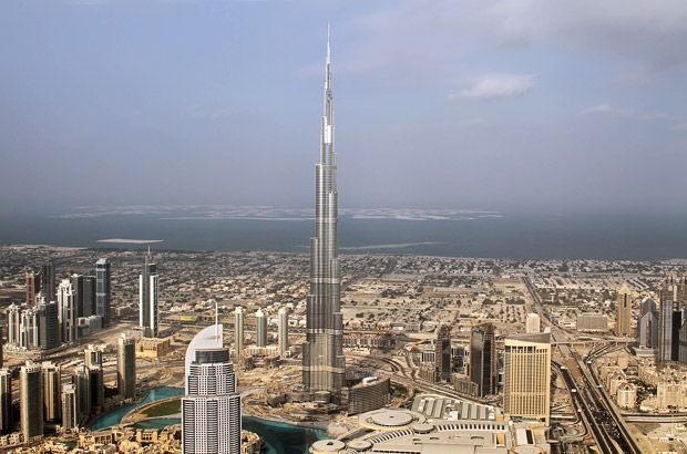 Burj Dubai! Photo Essay of the World's Tallest Building (18 pics + text)