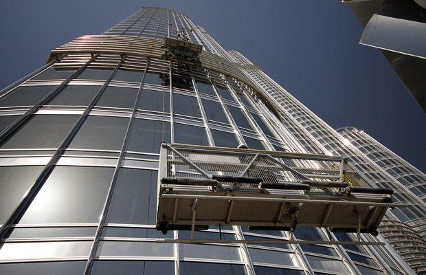 Burj Dubai! Photo Essay of the World's Tallest Building (18 pics + text)