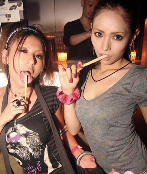 How Japanese Youth Partying (30 pics)
