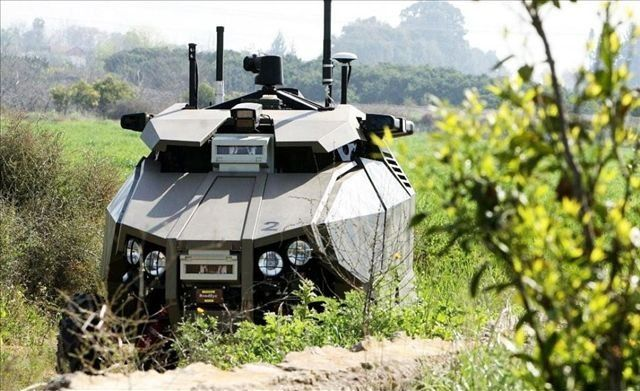 Mini-Armored Car (6 pics)