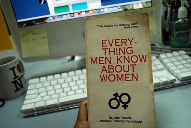 Everything Men Know About Women! (2 pics)