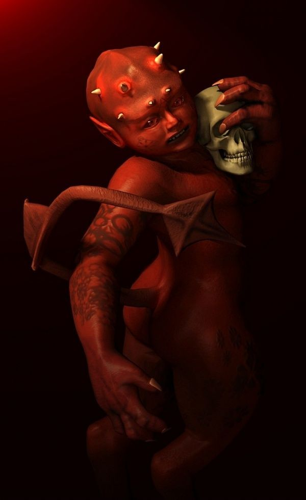 Awesome 3D Devil Pictures (13 pics)