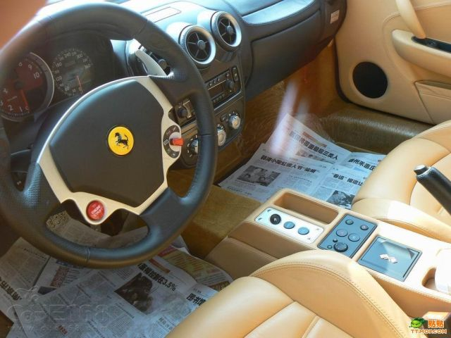 How in China They Take Care of Their Supercars (5 pics)