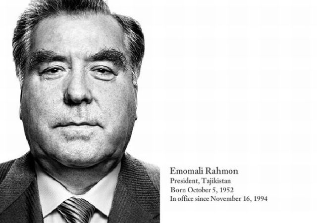 Portraits of World Leaders (49 pics)