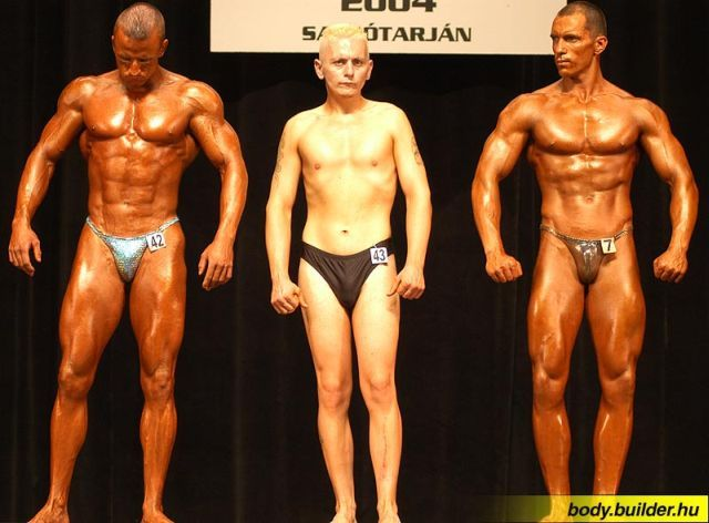 The Most Dangerous Bodybuilder in the World (5 pics)