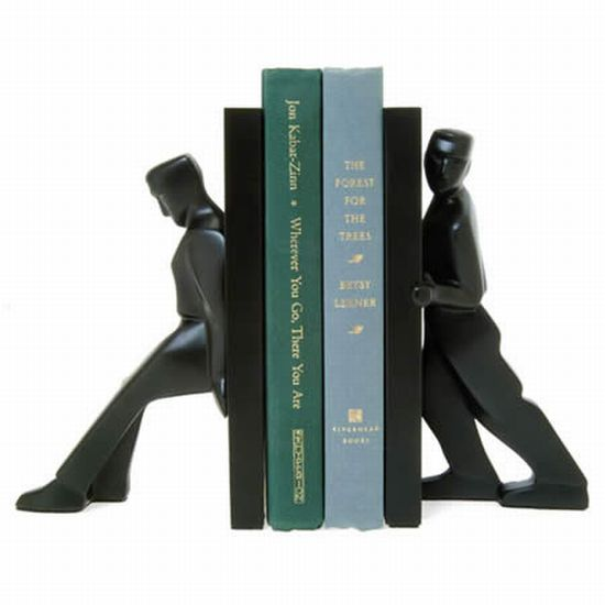 The Greatest Bookends Ever (15 pics)