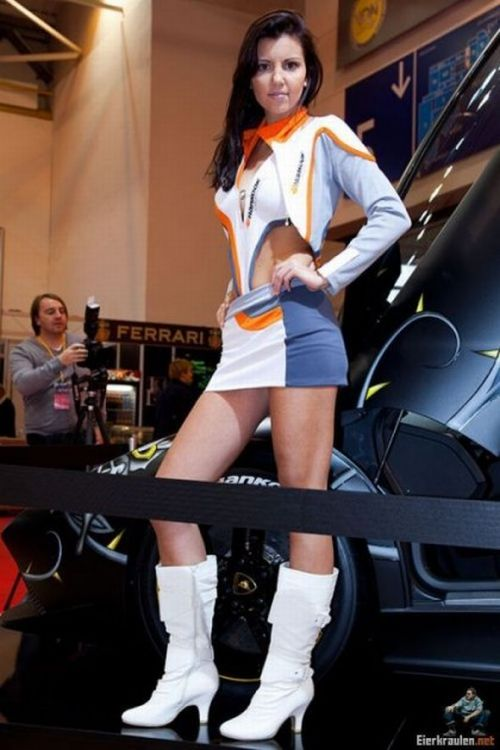 Girls from Carshows (33 pics)