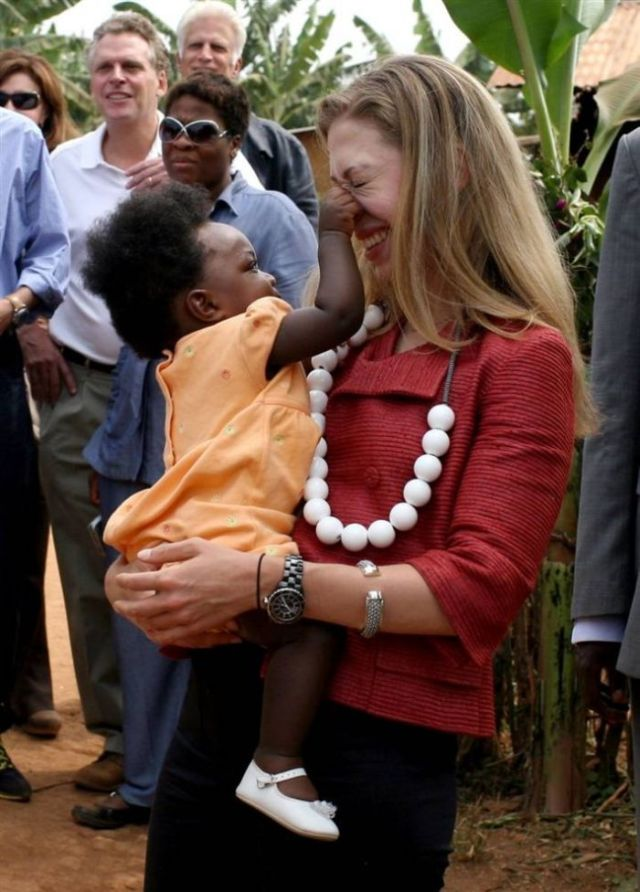 Chelsea Clinton, Daughter of Hillary and Bill Clinton (29 pics)