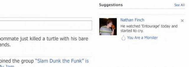 Facebook Suggestions Are Way Too Annoying (9 pics)