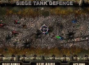Siege Tank Defence