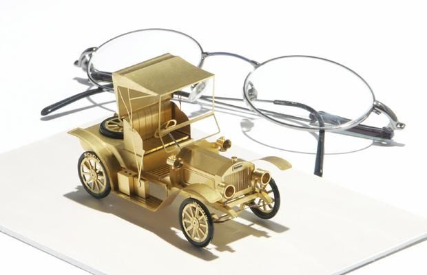Solar Powered Miniature Models of Different Vehicles (10 pics)