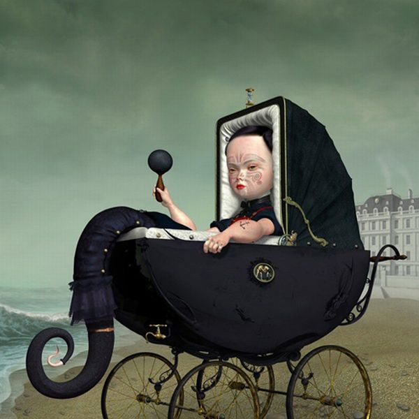 Great Works of Illustrator Ray Caesar (20 pics)