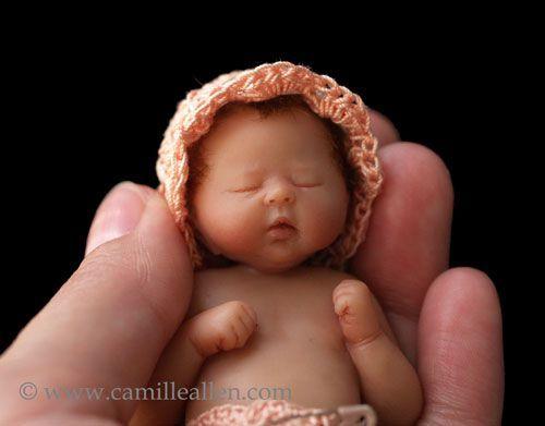 Mini Baby Dolls (31 pics)