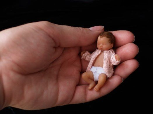 Mini Baby Dolls (31 pics)