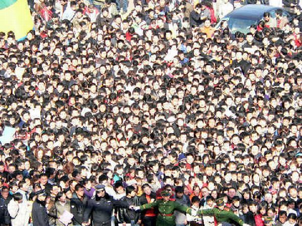 OMG! People Looking For a Job in China (9 pics)
