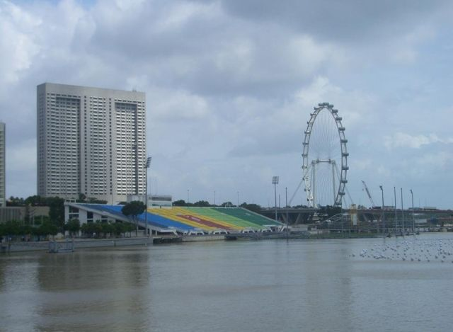 The Floating Stadium of Singapore (10 pics)