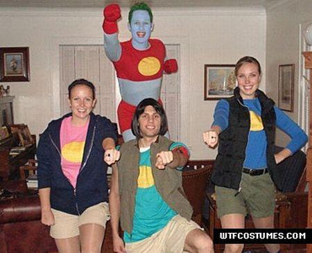 WTF Costumes (45 pics)