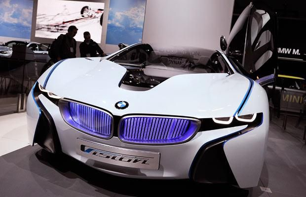 Some Great Cars at LA Auto Show (30 pics)